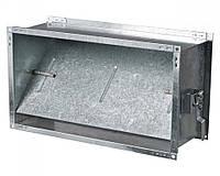 Клапан регулирующий металлический прямоугольный КР 250*250