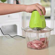Универсальный кухонный измельчитель Молния, мясорубка, 6 в 1, фото 2