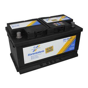 Cartechnic 6СТ-80 АзЕ CART580406074 Автомобильный аккумулятор, фото 2