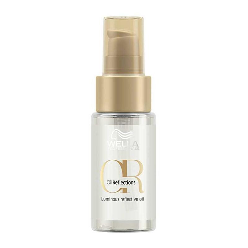 Wella Oil Reflections Light Luminous Легкое масло для разглаживания волос30 мл