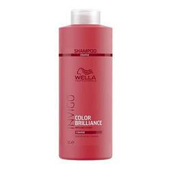 Wella Color Brilliance Coarse Shampoo Шампунь для окраш. жестких волос 1000 мл