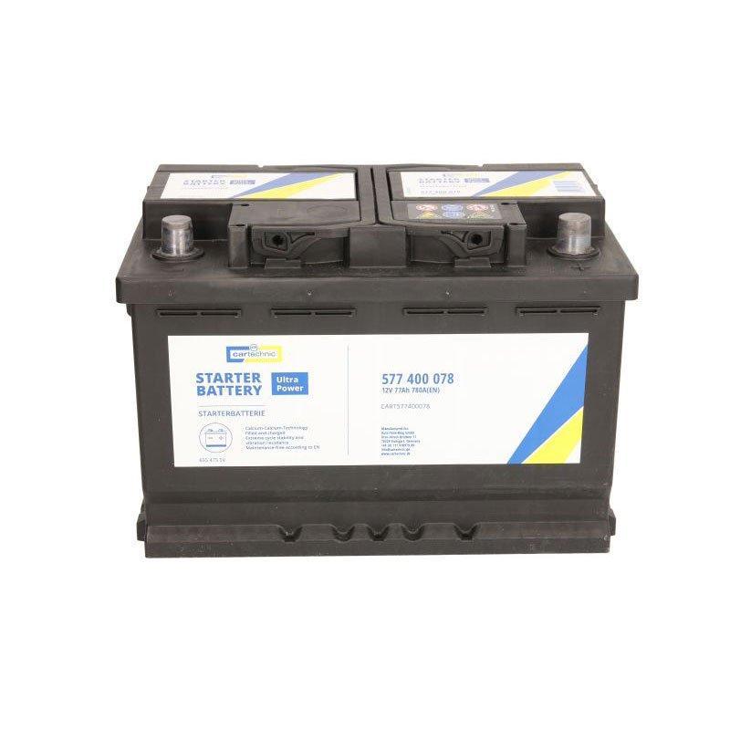 Cartechnic 6СТ-77 АзЕ CART577400078 Автомобильный аккумулятор