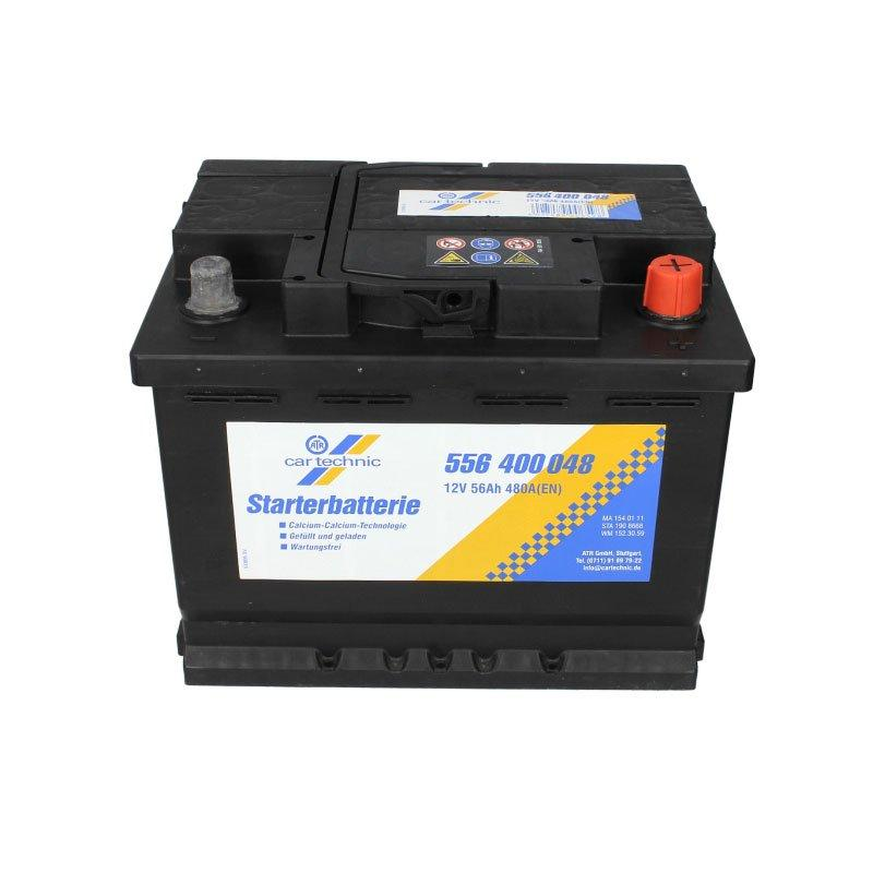 Cartechnic 6СТ-56 АзЕ CART556400048 Автомобильный аккумулятор