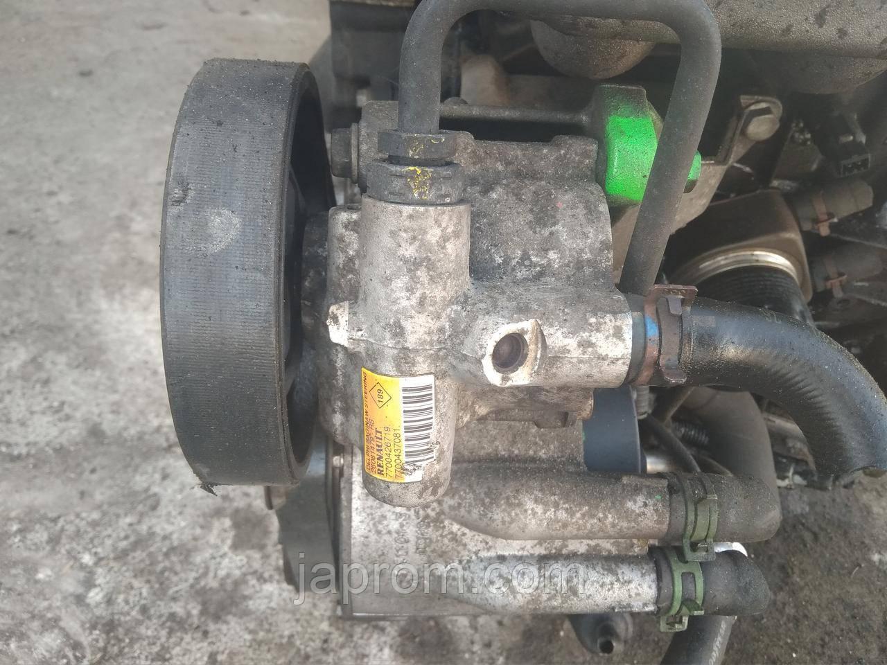 Насос гидроусилителя руля Renault Espace IV LAGUNA II Kangoo I 26081479 7700426719 7700437081