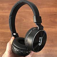 Накладные беспроводные bluetooth наушники JBL md 750 bt Wireless черные, фото 1