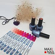 Гель-лаки Maxi Nail 8мл (США)