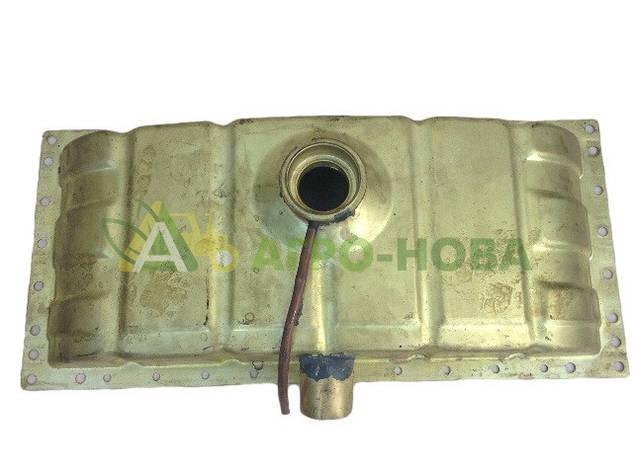 Бак радиатора (верхний) ЮМЗ латунь, фото 2