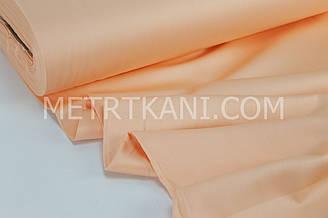 Сатин  премиум,  пудрового цвета ширина 240 см № ПС-0022