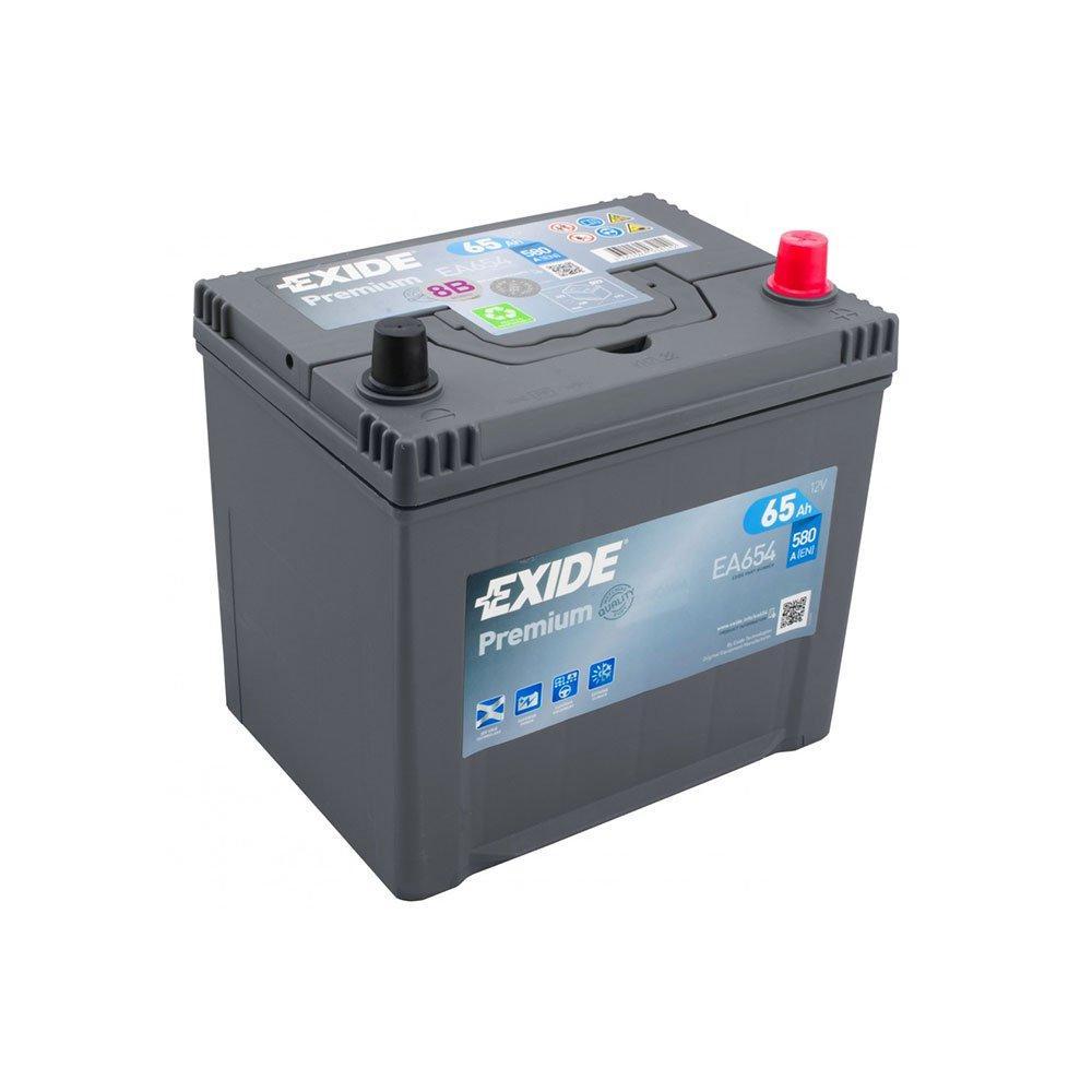 EXIDE 6СТ-65 АзЕ PREMIUM EA654 Автомобильный аккумулятор