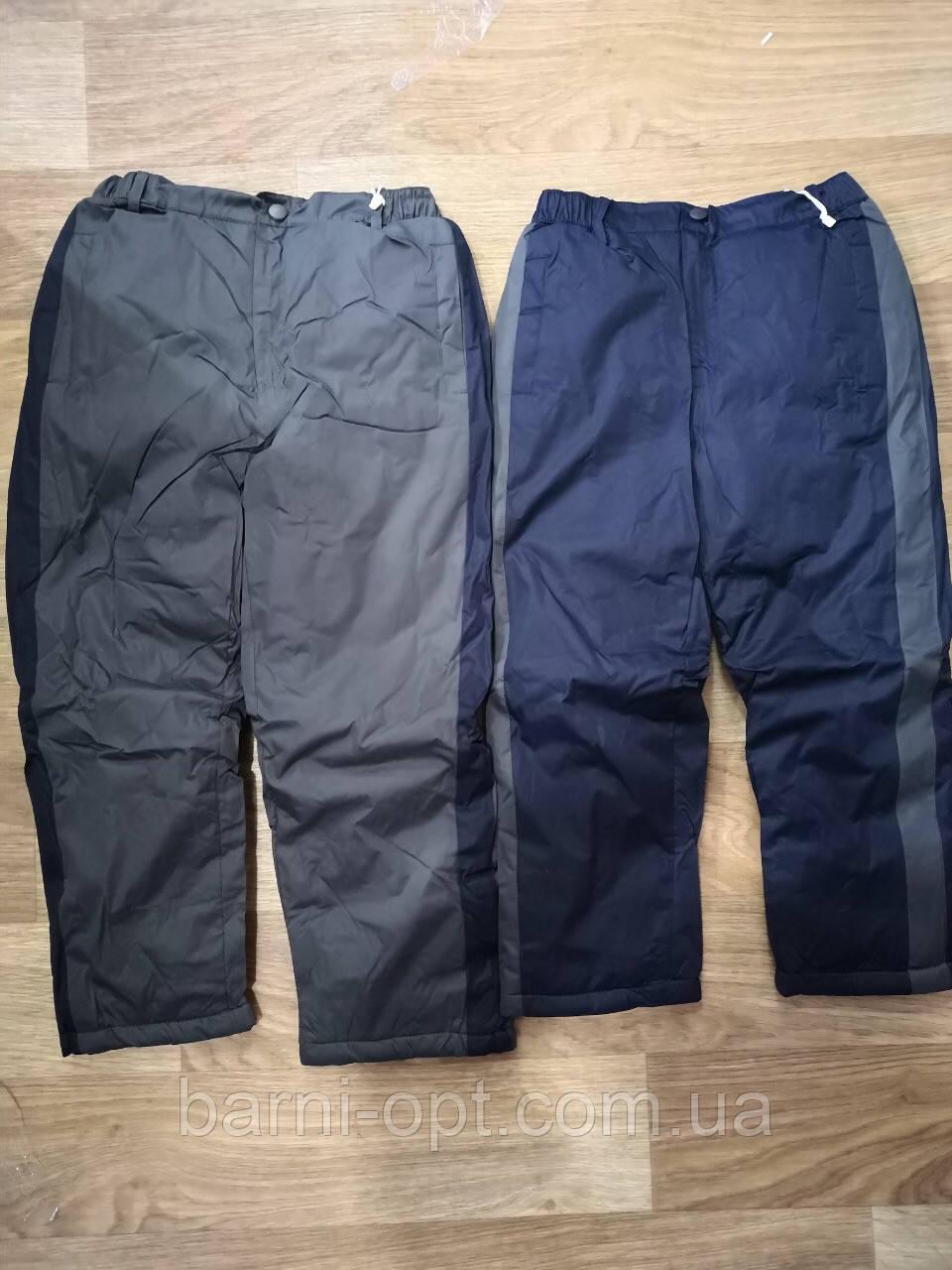Балоневые брюки утепленные для мальчиков Crossfire, в остатке  4,8 рр
