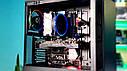 """Игровая сборка """"Asgard"""" i5 9400F / B360 / GTX 1070  / DDR4 16GB / SSD 480GB / 600W Б/У, фото 3"""