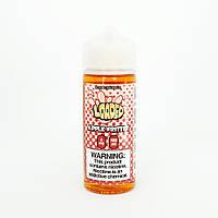 Жидкость для электронных сигарет Ruthless Loaded Apple Fritter 3 мг 120 мл