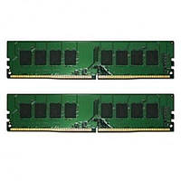 Модуль памяти для компьютера DDR4 16GB (2x8GB) 2666 MHz eXceleram (E41626669AD)