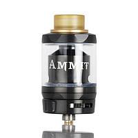 Атомайзер GeekVape Ammit Dual Black 5336477300140001
