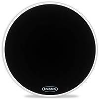 "Резонаторнийпластик 20""Evans BD20RBG EQ3 Resonant Black для бас-барабана"