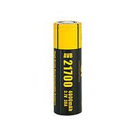 Аккумулятор Avatar AVB 21700 4000 мА*ч 30 А 7700324813376001