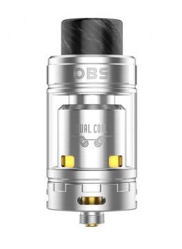 Атомайзер OBS Crius II RTA Dual Silver