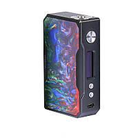 Батарейный мод Voopoo Drag 157W TC Black Rainbow