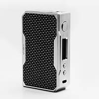 Батарейный мод Voopoo Drag 157W TC Silver Silver Black