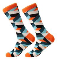 Набор высоких мужских носков 5шт, фото 2