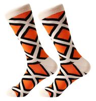 Набор высоких мужских носков 5шт, фото 4