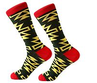 Набор высоких мужских носков 5шт, фото 5