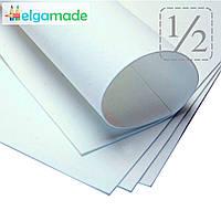 Фоамиран СЕРЫЙ, 1/2 листа, 30x70 см, 0.8-1.2 мм, Иран, фото 1
