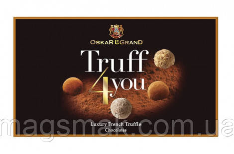 Конфеты «Oskar le Grand» «Truff 4 You» 300г, фото 2