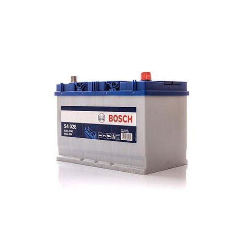 Bosch 6CT-95 S4 Silver (S40 280) Автомобильный аккумулятор