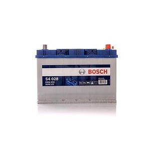 Bosch 6CT-95 S4 Silver (S40 280) Автомобильный аккумулятор, фото 2