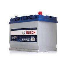 Bosch 6CT-70 S4 Silver (S40 260) Автомобільний акумулятор, фото 2