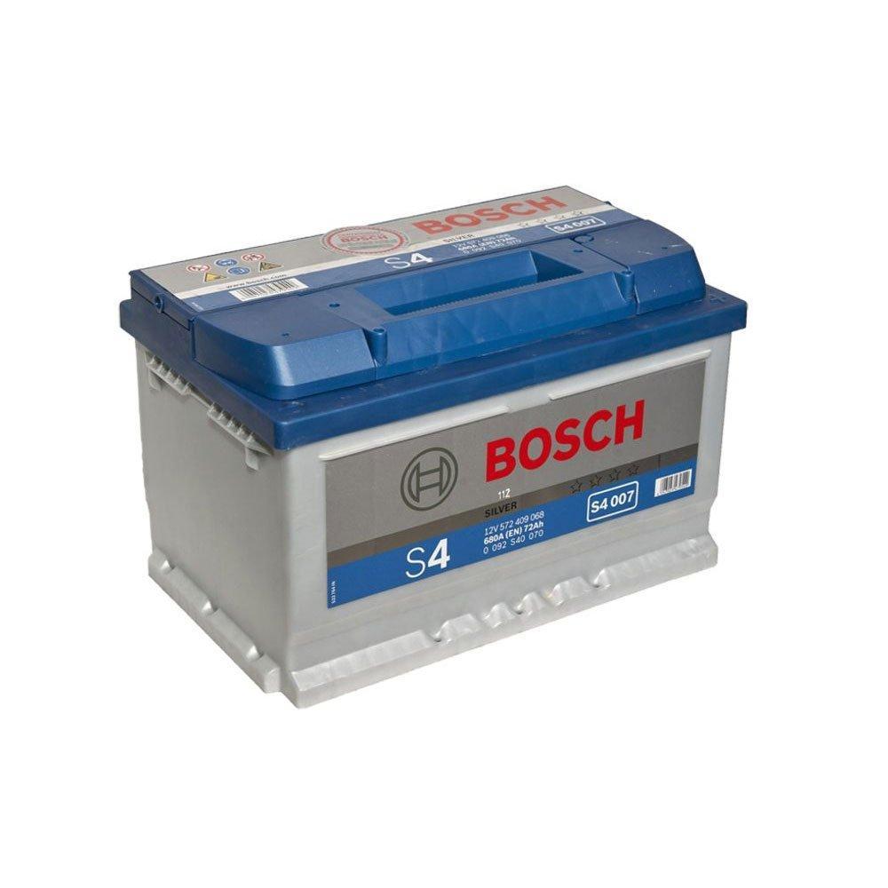 Bosch 6CT-72 S4 Silver (S40 070) Автомобильный аккумулятор