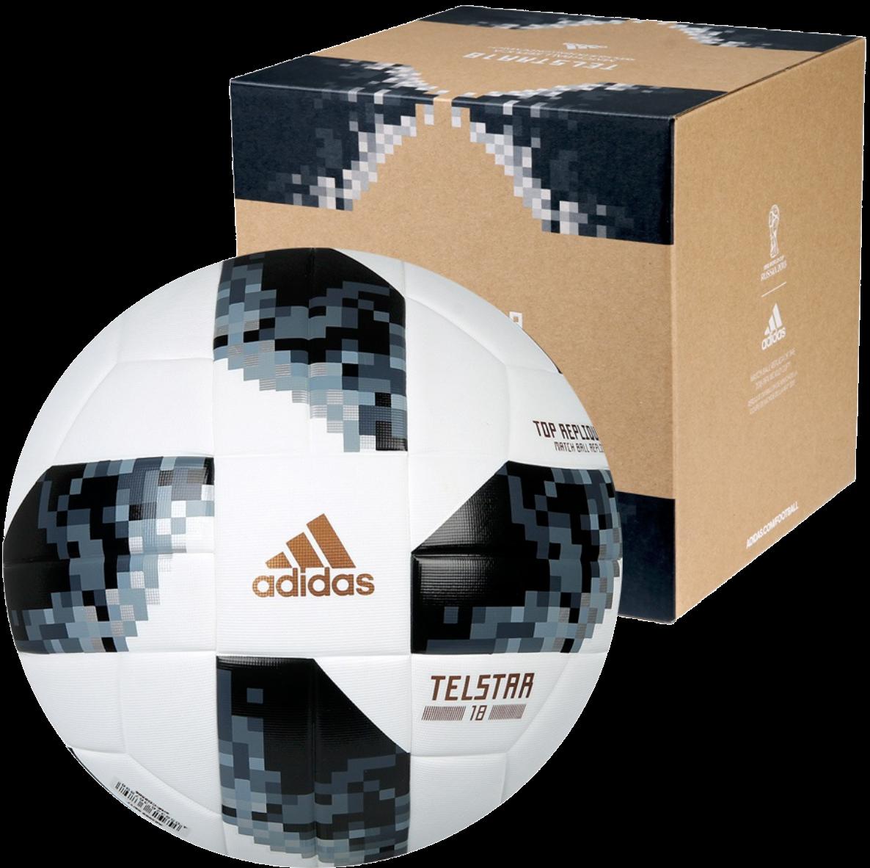 Футбольный мяч Adidas Telstar X-BOX size 5