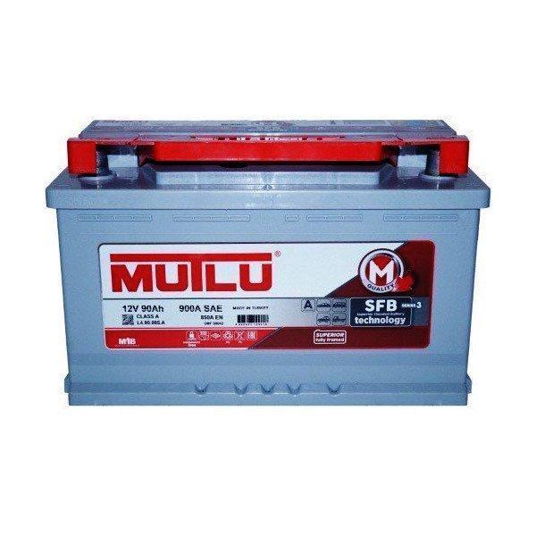 MUTLU 6СТ-90 АзЕ L4.90.085.A Автомобильный аккумулятор