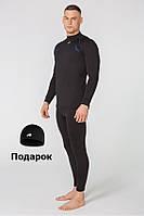 Мужское спортивное/лыжное термобелье Rough Radical Edge (original) теплое зимнее комплект Антибактериальная пропитка|Анатомический крой|Удлиненная