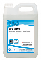 Про Тартр (Pro Tartre) - Специальное средство для удаления кальциевых отложений накипи