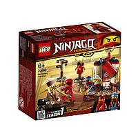 Конструктор LEGO Ninjago «Тренування в монастирі» 70680, фото 1
