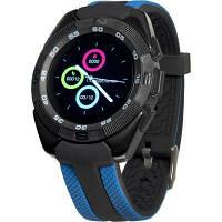 Смарт-годинник Gelius Pro GP-L3 (URBAN WAVE) Black/Blue