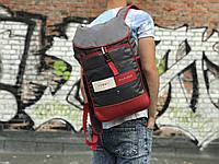 Мужской рюкзак Tommy Hilfiger, серый