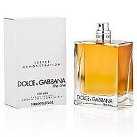 The One for Men Dolce&Gabbana  (Зе Уан фор Мен от Дольче Габбана)  ТЕСТЕР  100мл