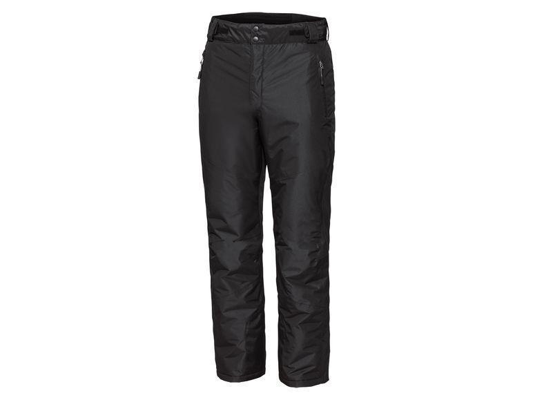 Лыжные штаны мужские черные CRIVIT р. 56