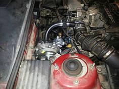 Монтаж редуктора Tomasetto AT 07  и смесителя газа на Daewoo
