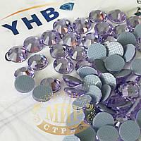 Стразы YHB Lux, цвет Violet, HF, ss20 (4,8-5мм), 100шт