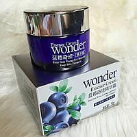 Крем для лица с экстрактом черники BIOAQUA Wonder Essence Cream - 50g, фото 1