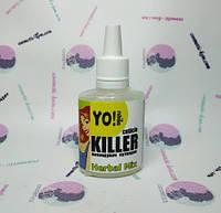 Yo!Nails Cuticle killer, Herbal mix, 30 мл