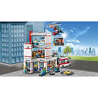 Детский конструктор Lego City Hospital  60204