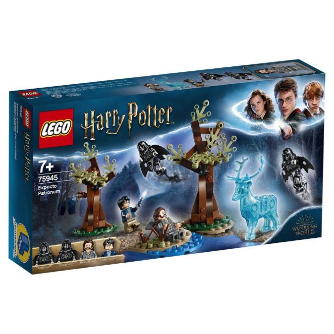 Конструктор LEGO Гаррі Поттер «Експекто патронум» 75945