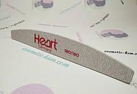 HEART Пилка Titan 180/180 HALF/ПОЛУКРУГ
