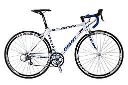 Шоссейный велосипед Giant SCR 2 белый-синий S (GT)