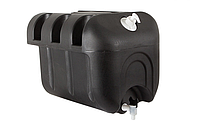 Бак автомобильный для воды пластик с краном и дозатором моющего средства  30л.